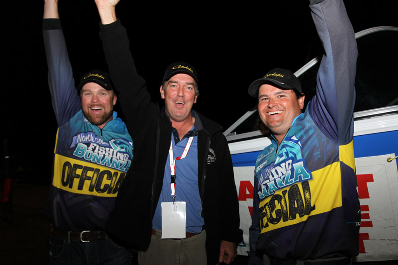 North Coast Fishing Bonanza 2014 Results